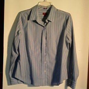 Talbots Haberdashery 14 P Shirt